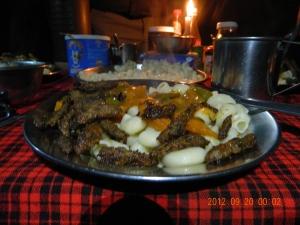 Day 3 - Dinner